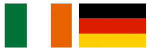 Irish/German Flag